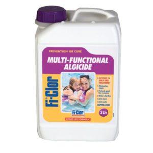 Algicides & Clarifiers